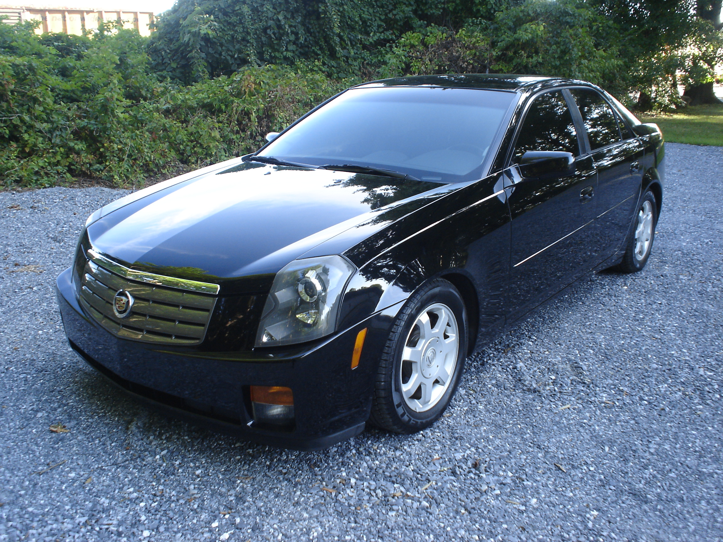 03 Cadillac CTS / With Air Ride | JJV Customs