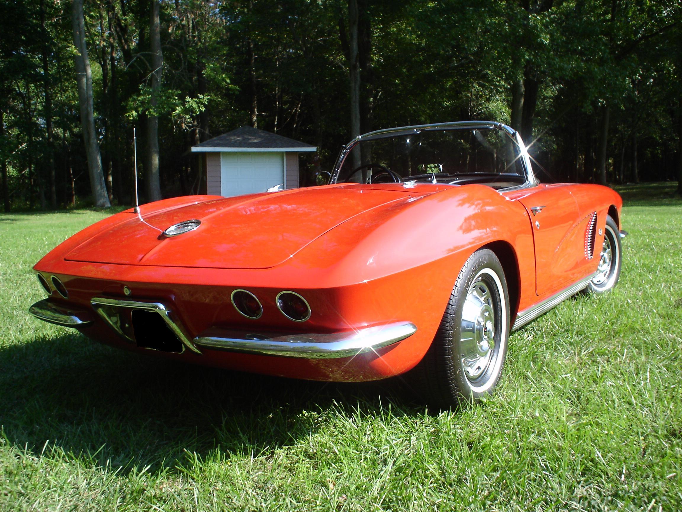 Corvette For Sale >> 1962 Corvette | JJV Customs