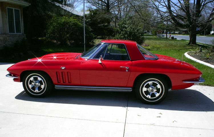 Corvette For Sale >> 1965 Corvette   JJV Customs