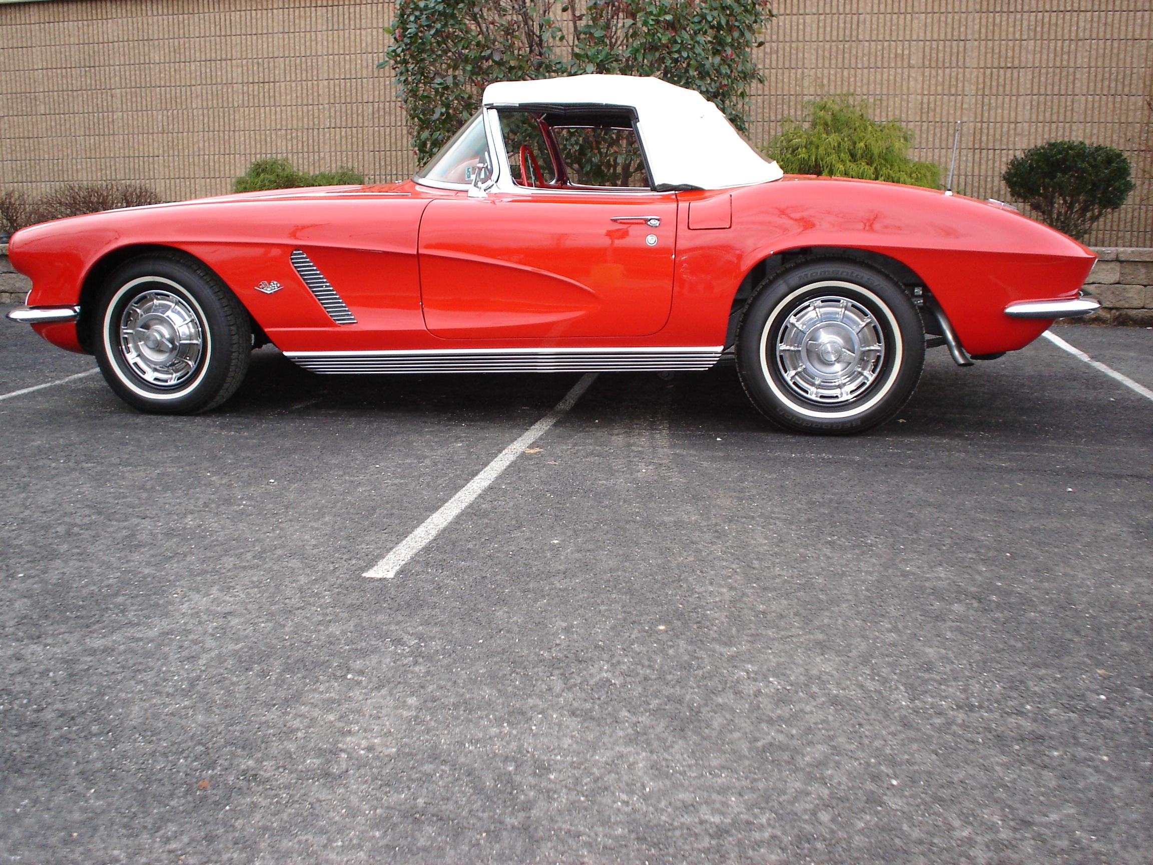Corvette For Sale >> 62 Corvette | JJV Customs