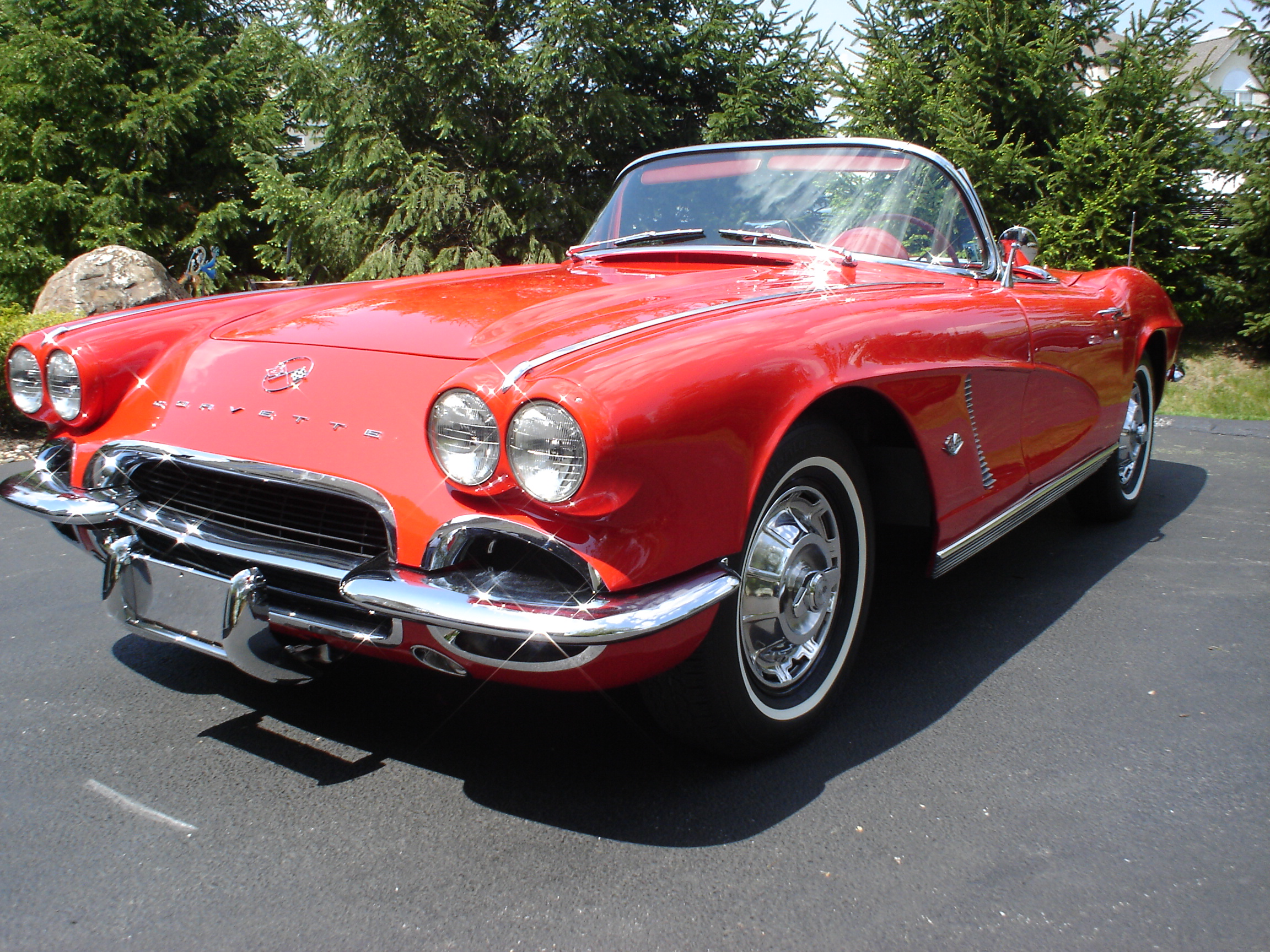 Corvette For Sale >> 62 Corvette | JJV Customs
