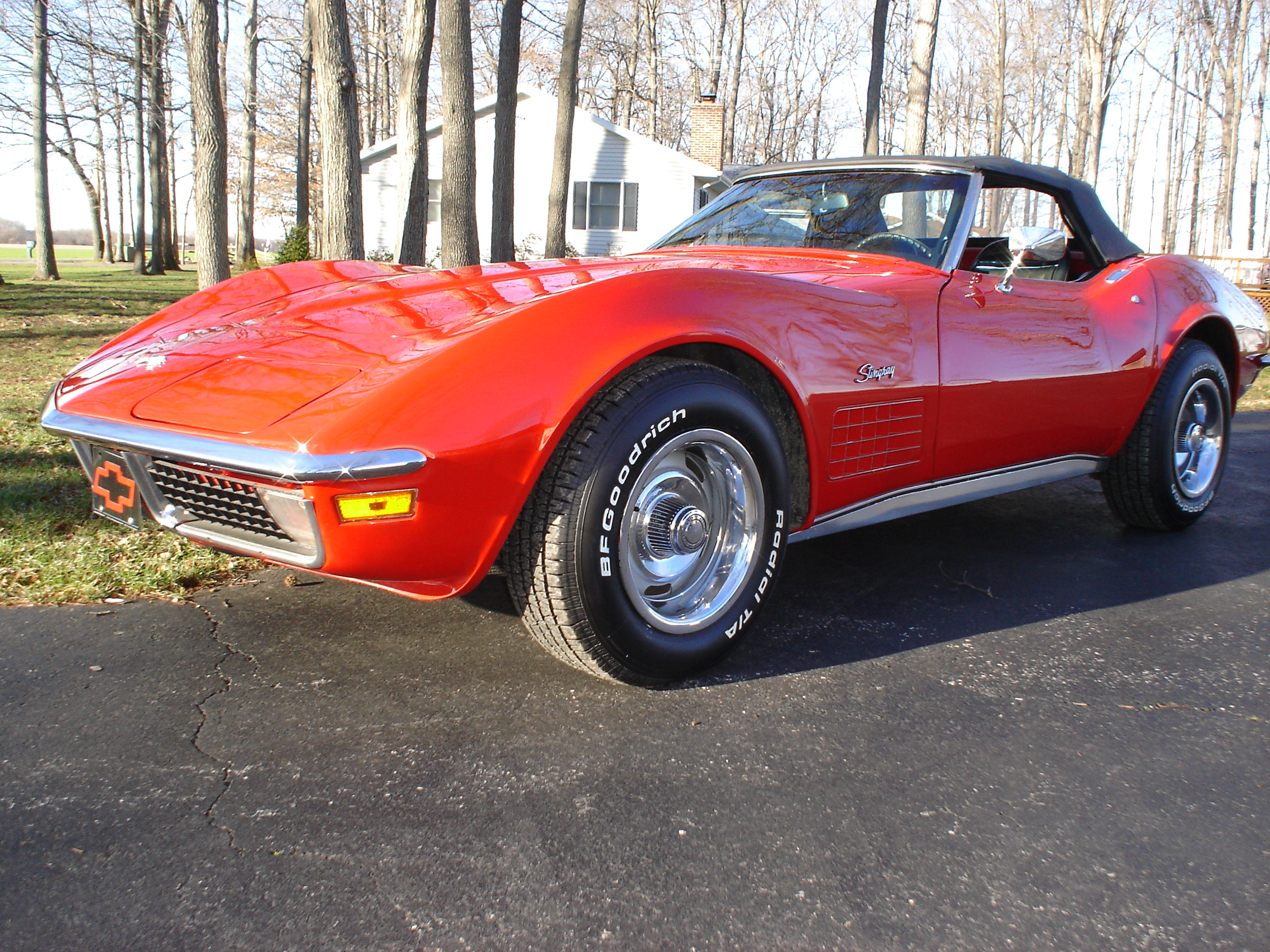 71 Corvette Jjv Customs